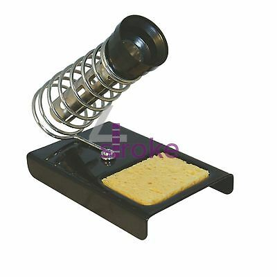 Soldering Iron Stand Hand Tools Electrical Electric Solder Holder