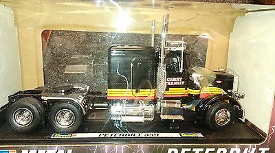Revell Metal 1:24 Peterbilt 359 Carry Transit 08891 Truck Lorry Die Cast