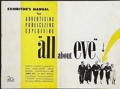 All About Eve 1950 Vintage Movie Poster A0-A1-A2-A3-A4-A5-A6-MAXI 414