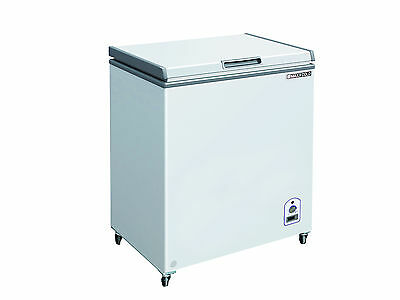 "Maxx Cold MXH7.1S 38"" Wide Commercial NSF Approved Chest Freezer – 7.1cf"