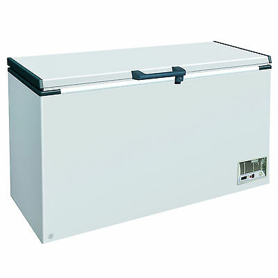 """Maxx Cold MXH14.2S 55"""" Wide Commercial NSF Approved Chest Freezer – 14.2cf"""