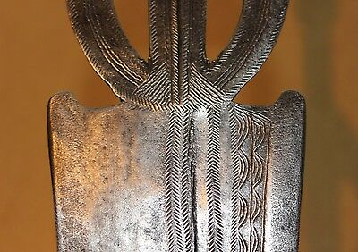 CONGO old african knife ancien couteau d'afrique POTO afrika kongo africa sword