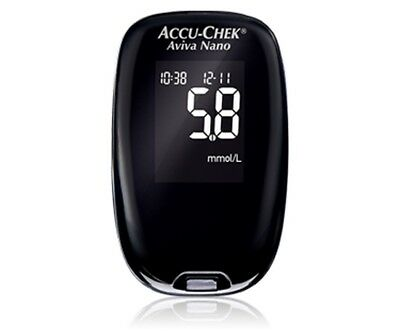 Accu-Chek Aviva Nano Blood Glucose Meter/Monitor - Replacement Meter