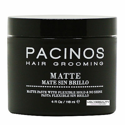 Pacinos Hair Grooming Matte Paste 4 fl oz / 118ml