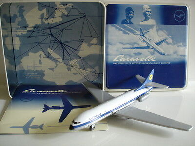 LUFTHANSA CARAVELLE SE210  - Made in Westen Germany -