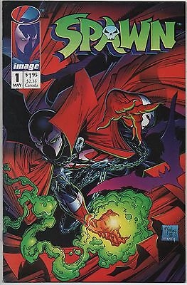 Spawn #1 & 9 - 1st appearance of Spawn & Angela