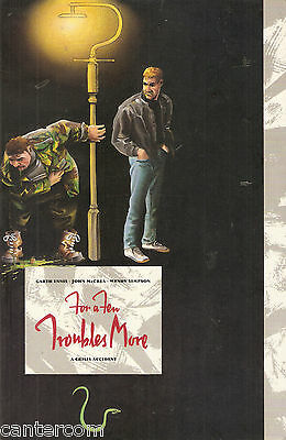 For a Few Troubles More GARTH ENNIS graphic novel