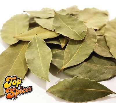 Bay Leaves Whole Dried Top Grade Premium Quality (20g - 200g)