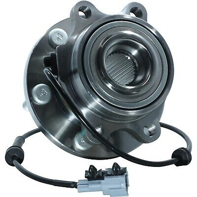 FRONT WHEEL BEARING HUB for NISSAN NAVARA D40 4WD WITH ABS 2005-2015 THAI BUILT