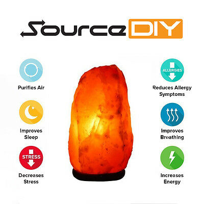 Natural Himalayan Pink Rock Salt Lamp Ioniser Different Sizes Wholesale Prices
