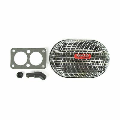 Weber Dcd/das/dcs/dcld/dcmp/dchd Carb Ramflo Air Filter/cleaner