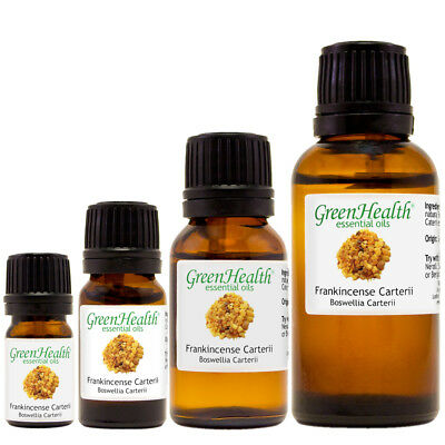 Frankincense (Carterii) Essential Oil 100% Pure & Natural - Now GC/MS Tested