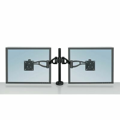 Fellowes Dual Depth Adjustable Monitor Arm