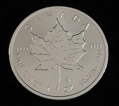 Canada 2017 Silver $5 Silver Proof Maple Leaf .9999 (CZ226)