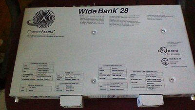 Carrier Access Wide Bank 28 DS3