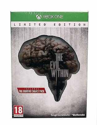 The Evil Within LTD Edition (XBOX ONE) NEW Super FAST & QUICK Delivery FREE
