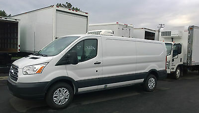 2017 Ford TRANSIT350 REFRIGERATED CARGO VAN FRESH OR FROZEN THERMOKING REEFER NEW REEFER VAN FORD TRANSIT REFRIGERATED CARGO truck NISSAN NV SPRINTER dodge