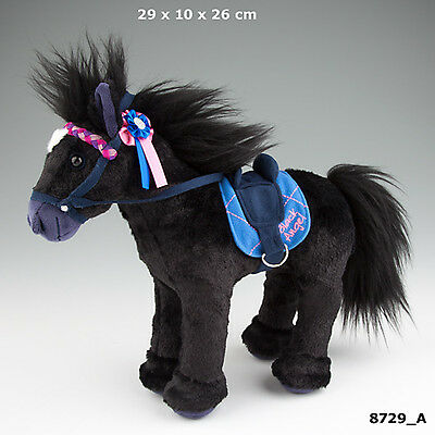 NEUF MISS MELODIE peluche cheval Ange