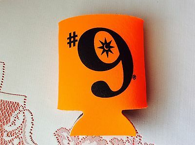 MAGIC HAT #9 (1) ORANGE BEER/BIER Bottle COOZIE; New Never Used Mint Condition
