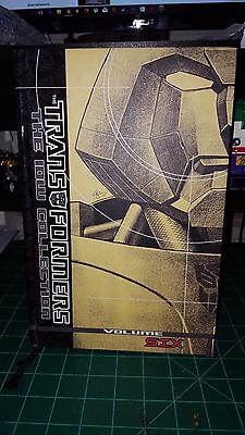 transformers idw collection hardcover #6 six