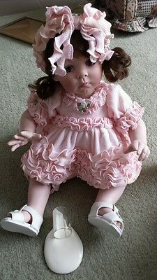 "Marie osmond. ""Oh! Oh!""8 inch porcelain doll. New."