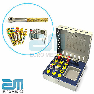 Dental Bone Expander Augmentation Sinus Dental Implant Compression kit NEW