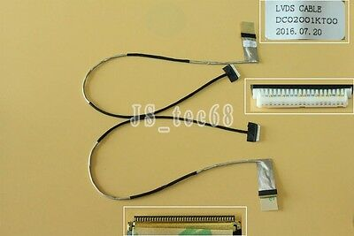 OEM For Lenovo Ideapad Y510P HD+//Full HD 1920*1080P LCD LVDS Cable DC02001KT00 G