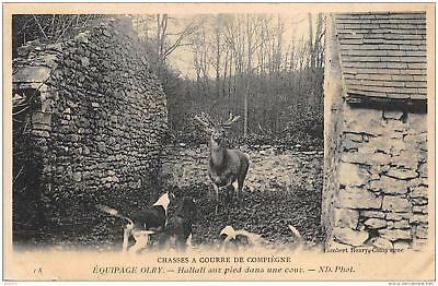 60-Compiegne-Chasse A Courre-N°370-D/0247