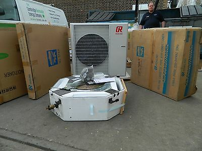 Hualing 10kW Cassette Air Conditioning Heat Pump Unit/System (230V)