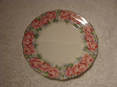 Royal Standard Rose of Sharon Bread and Butter Plate
