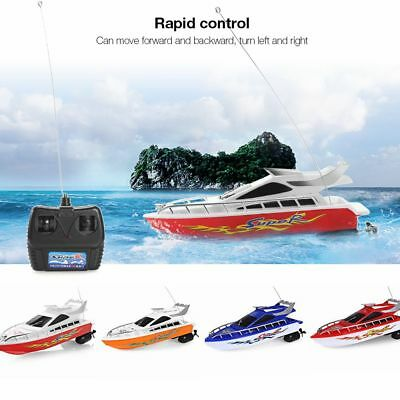 C101A Remote Control RC Boat Model Ship Sailing Plastic Safe Child Electric Toy