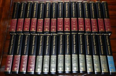 $2600 Bargain For Encyclopedia Britannica Set