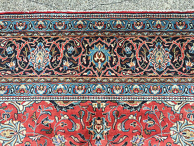 10x13 HAND KNOTTED WOVEN PERSIAN RUG IRAN MADE WOOL 10 x 13 antique rugs 9 12 14