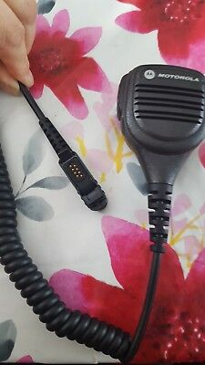 Motorola Small Remote Speaker Microphone PMMN4073