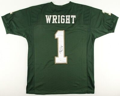 cf1e978cd04 Kendall Wright Signed Baylor Bears Jersey (JSA) Chicago Bears Wide Reciever  2017