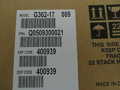 Ricoh Envelope Feeder Type 400 G362-17 New In The Box
