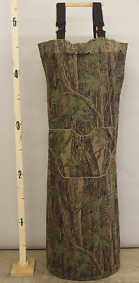 Camouflage Hunting Wear. New. Basic Cotton.  Trebark Green and Brown Camo.