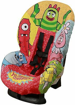 Yo Gabba Gabba Car Seat Cover Child Toddler Accessories Collectible Polyester