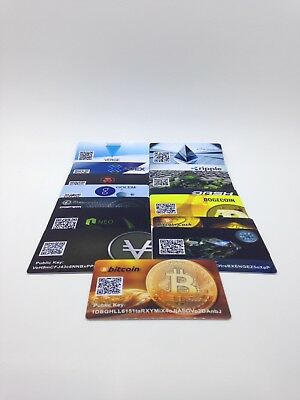 Cryptocurrency Wallet Pack