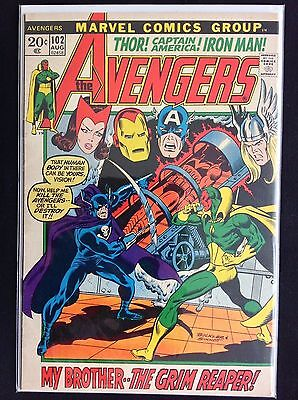AVENGERS #102 Lot of 1 Marvel Comic Book!