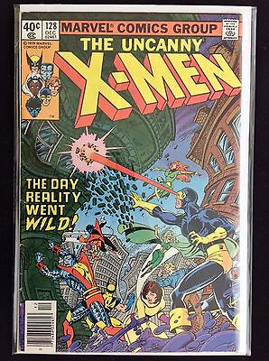 UNCANNY X-MEN #128 Lot of 1 Marvel Comic Book!