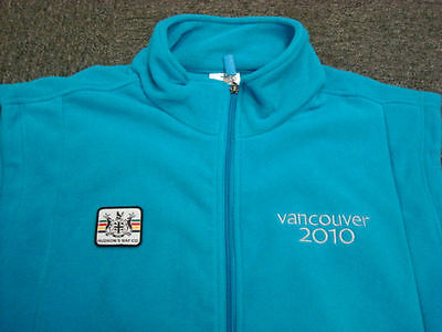 2010 Vancouver Olympics Womens Vest Size 2XL- new with tags
