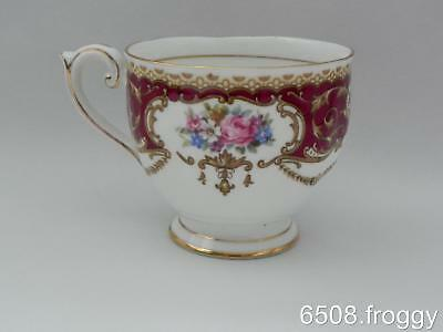 QUEEN ANNE - **Regency** CUP only (replacement) - Excellent