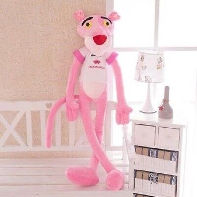 "Pink Panther NICI Plush Toy Stuffed Animal Doll 23.5"" Tall Gift"