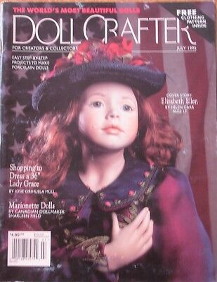 Doll Crafter July 1995
