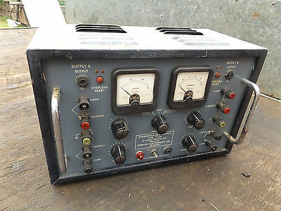 Roband Power Supply transistorised type t 104