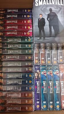 Smallville Complete Series Season 1-10 (1 2 3 4 5 6 7 8 9 10) BRAND NEW DVD SET