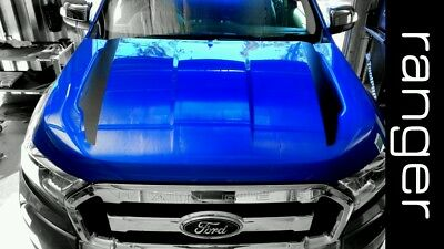 FORD Ranger bonnet stripes kit x2 decals  stickers stripe decal sticker custom