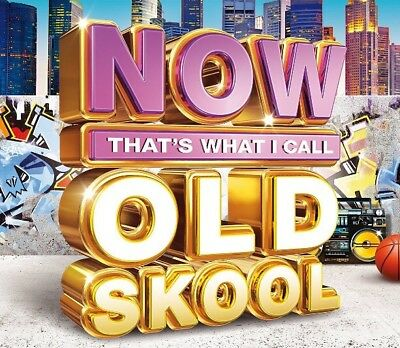 Now Thats What I Call Old Skool Brand New Sealed 3Cd