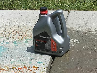Ghostshield 8500 Concrete Sealer Repels Water, Chlroides and Deicing Salts